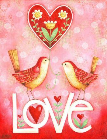LOVE bids