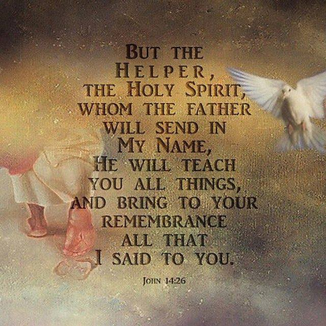HOLY SPIRIT TEACHING