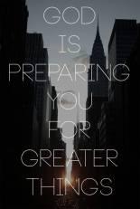 PREPARING YOU