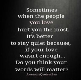 hurt and pain