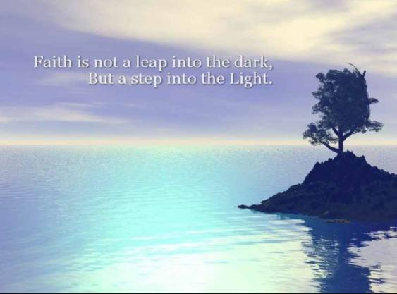 FAith is light.jpg