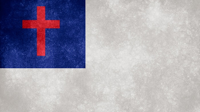 chrisitan flag