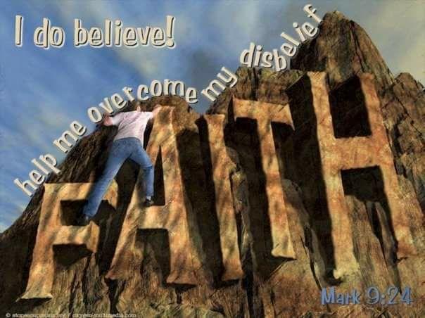 FAITH CLIMBER